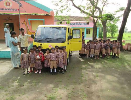 Schulbus für BHA