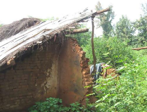 Fünf Häuser in Balagudava
