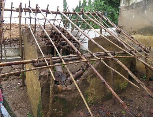 Neue Dächer für Mettavalasa