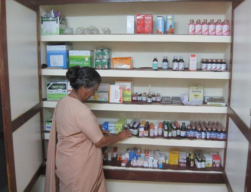 Mobiler Gesundheitsdienst für sechs Dörfer