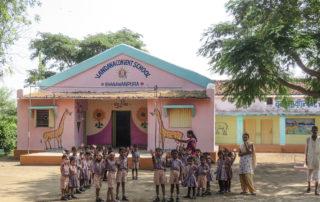 Hilfe für Grundschüler - Kinder in Indien