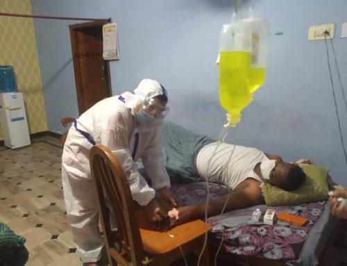 Sauerstoffgeräte für Corona-Betroffene