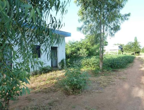 Reparaturen auf der Landwirtschaftskooperative, Gudoor